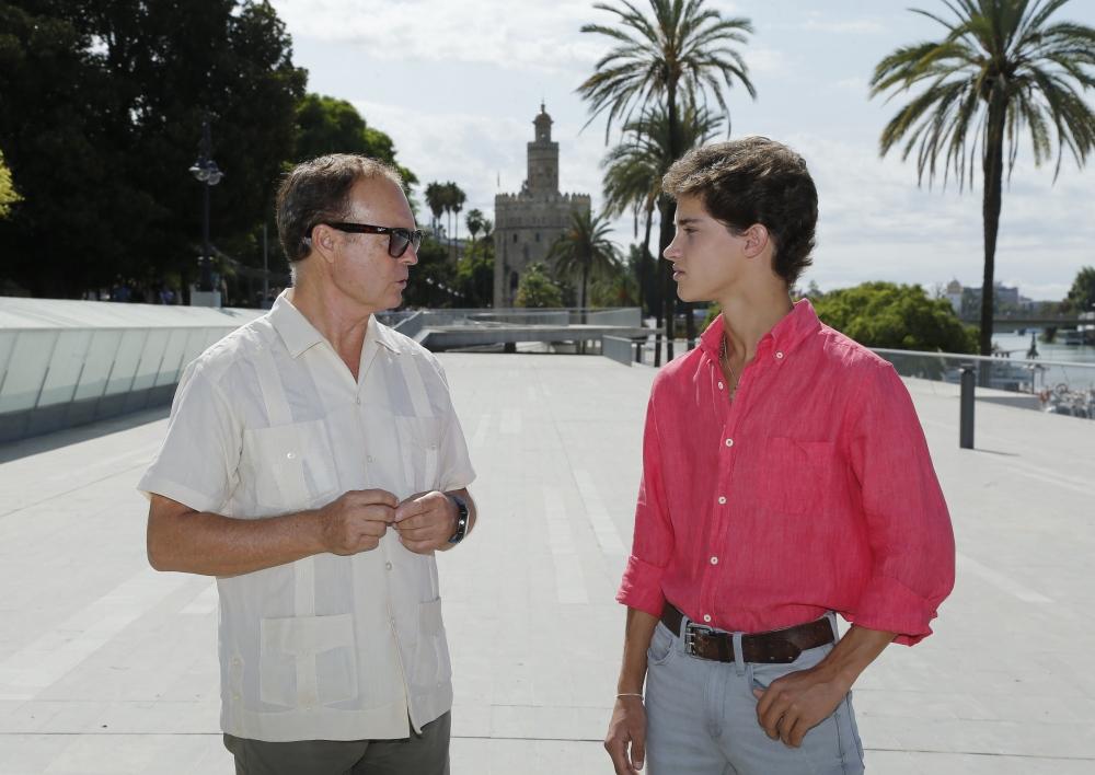 Pepe Luis y Manolo Vázquez, de nuevo juntos en un cartel