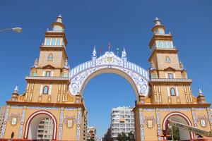 Portada Feria de Abril de Sevilla 2013